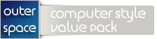 Computer Style Value Pack