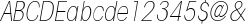 ITC Avant Garde Gothic font preview